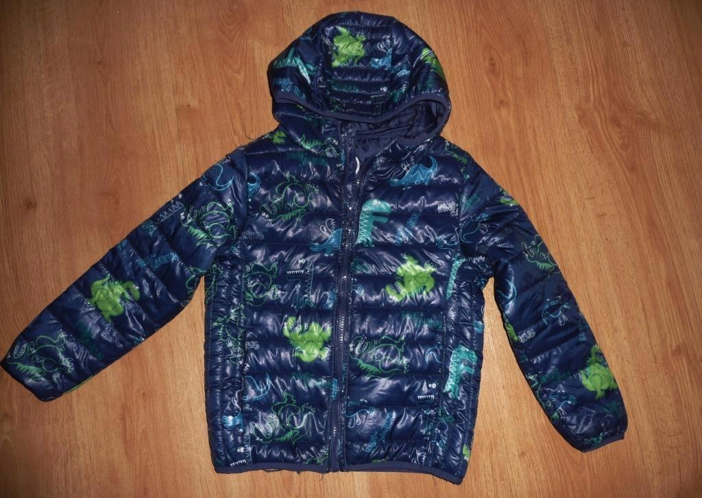 Cool Club kurtka pikowana chłopięca 128 j.nowa
