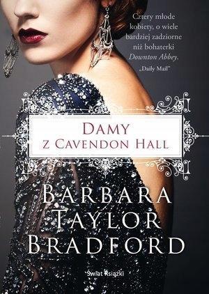 DAMY Z CAVENDON HALL, BARBARA TAYLOR BRADFORD