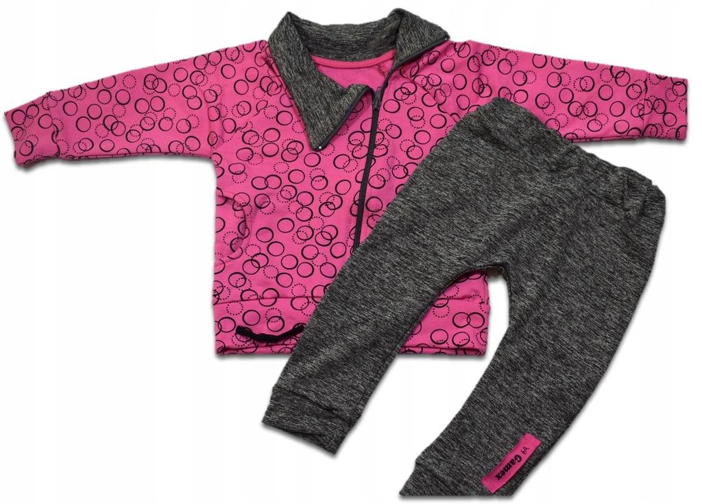 Dres komplet bluza spodnie Gamex 80-86