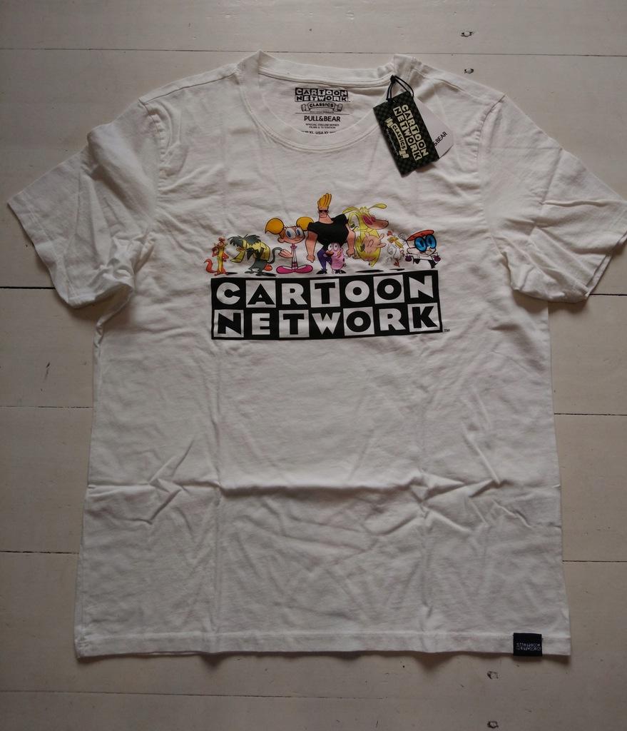 CARTOON NETWORK LICENCJONOWANY T-SHIRT