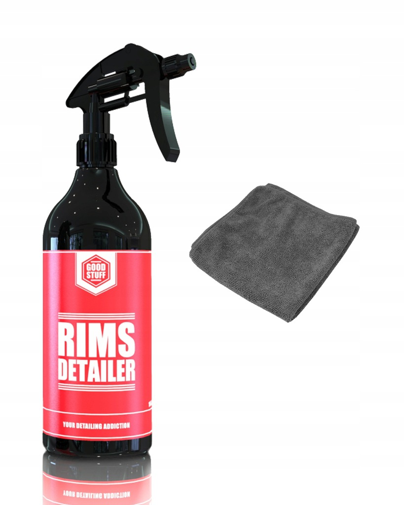 Good Stuff Rims Detailer 1l quick detailer do felg