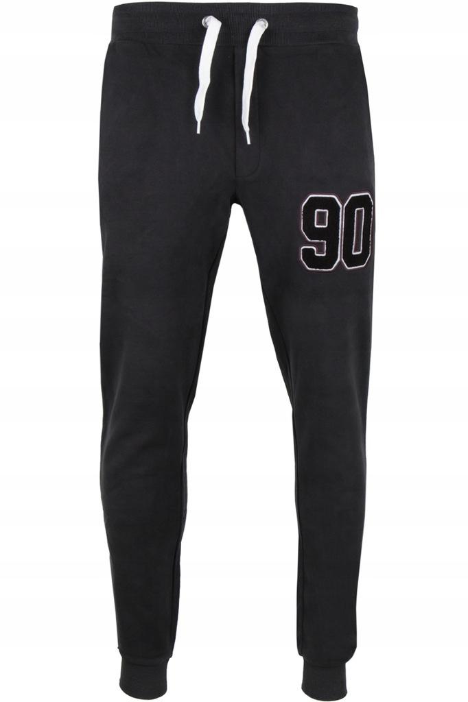 JACK&JONES GORDON męskie spodnie dresowe R.XL