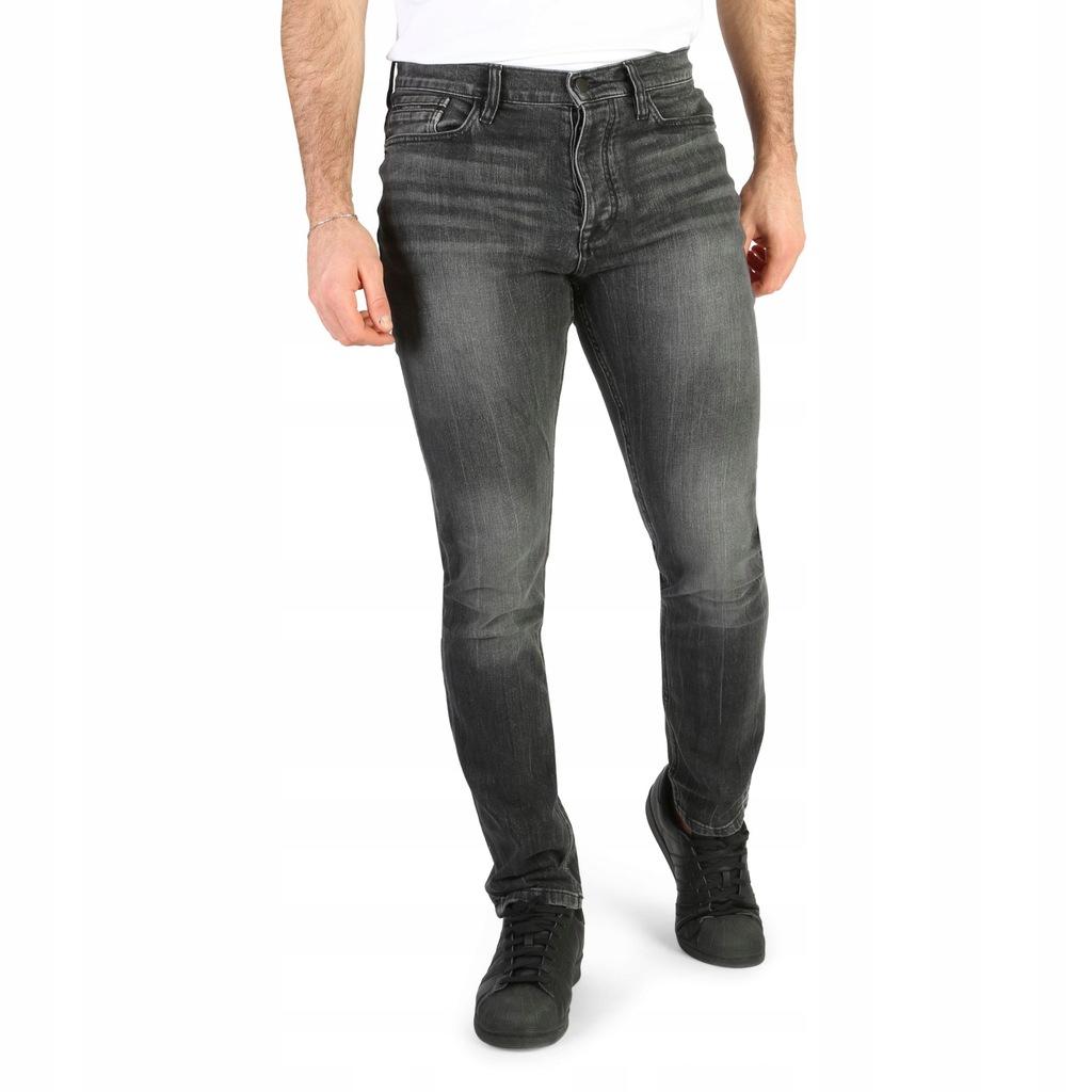 Spodnie męskie dżinsy Calvin Klein-J30J304915_ 34