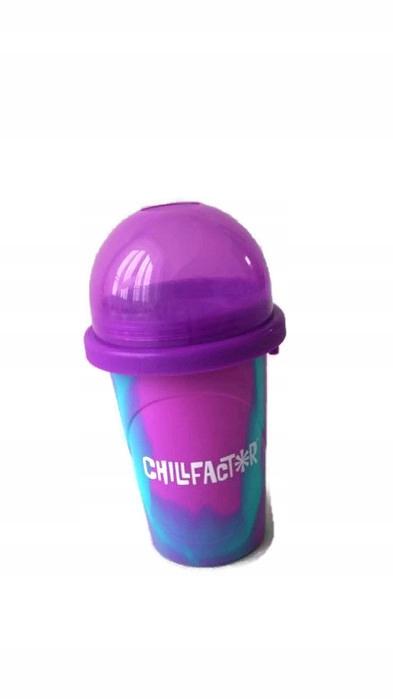 Kubek Chill Factor Slushy Maker Fioletowy 7826431022 Oficjalne Archiwum Allegro