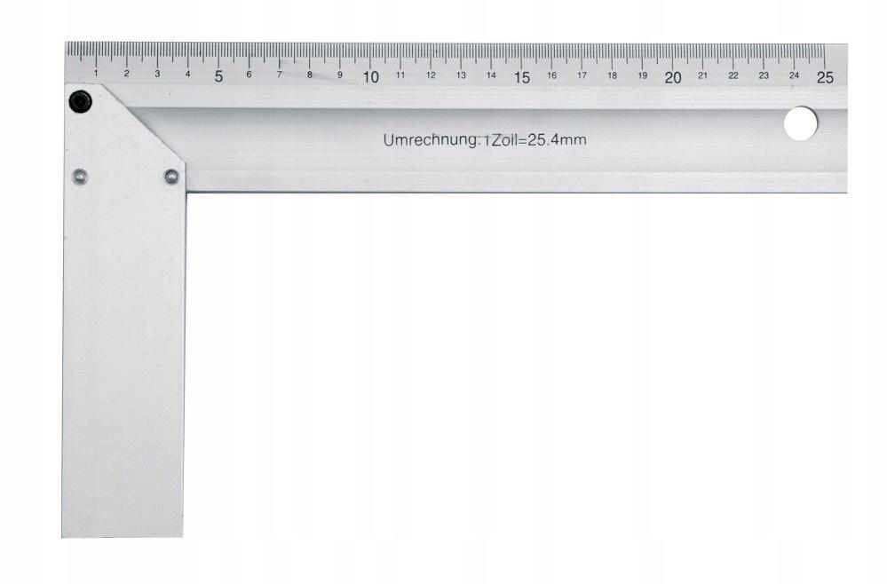 Kątownik aluminiowy 250 mm 18360 Vorel