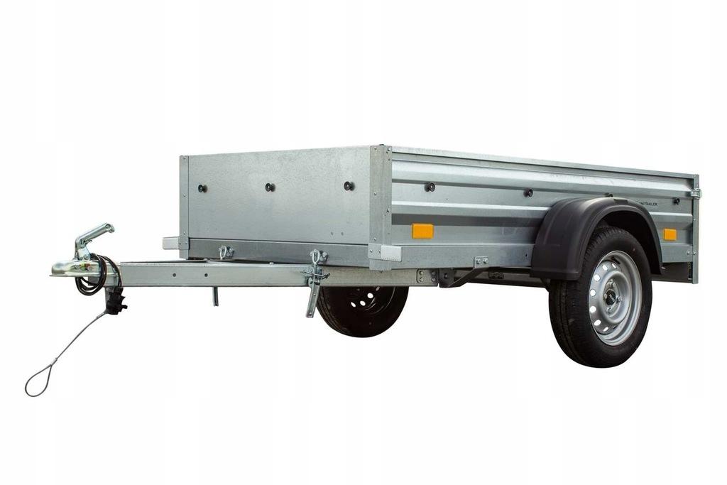 Przyczepka Samochodowa 200 X 106 Lekka Dmc 750 Kg 8198100038 Oficjalne Archiwum Allegro