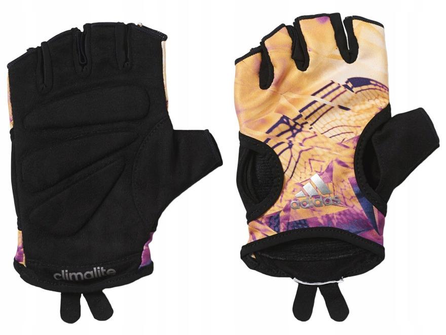 Rękawiczki sportowe Reebok Graphic termoaktywne