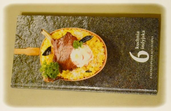 Encyklopedia Kulinarna 6 kuchnia indyjska