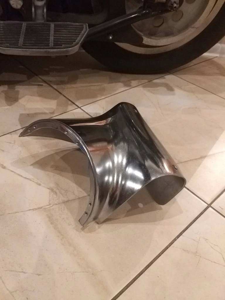 Lampa przednia Harley - Davidson Shovelhead