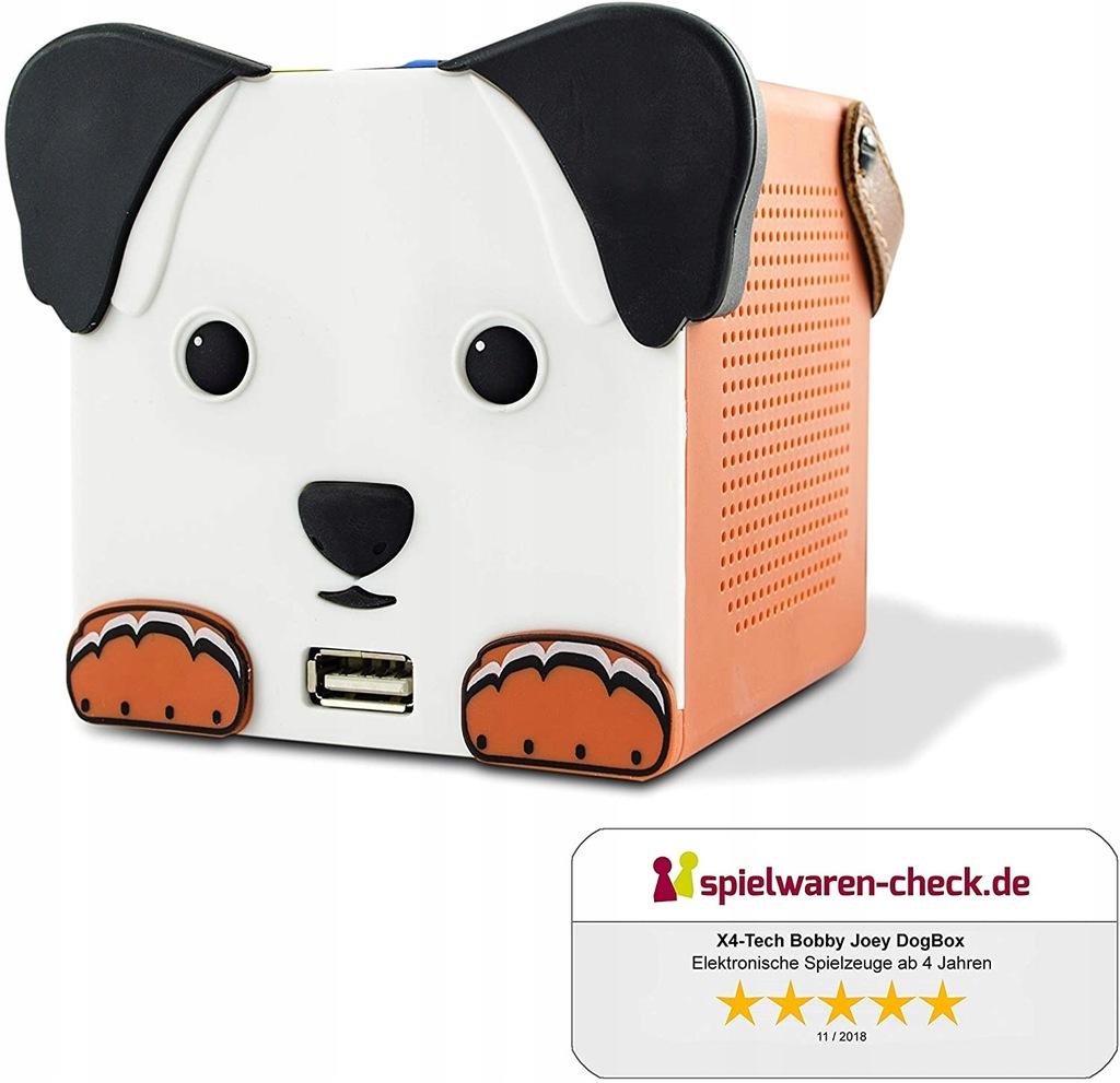 X4-TECH Bobby Joey Dogbox głośnik, oświetlenie LED