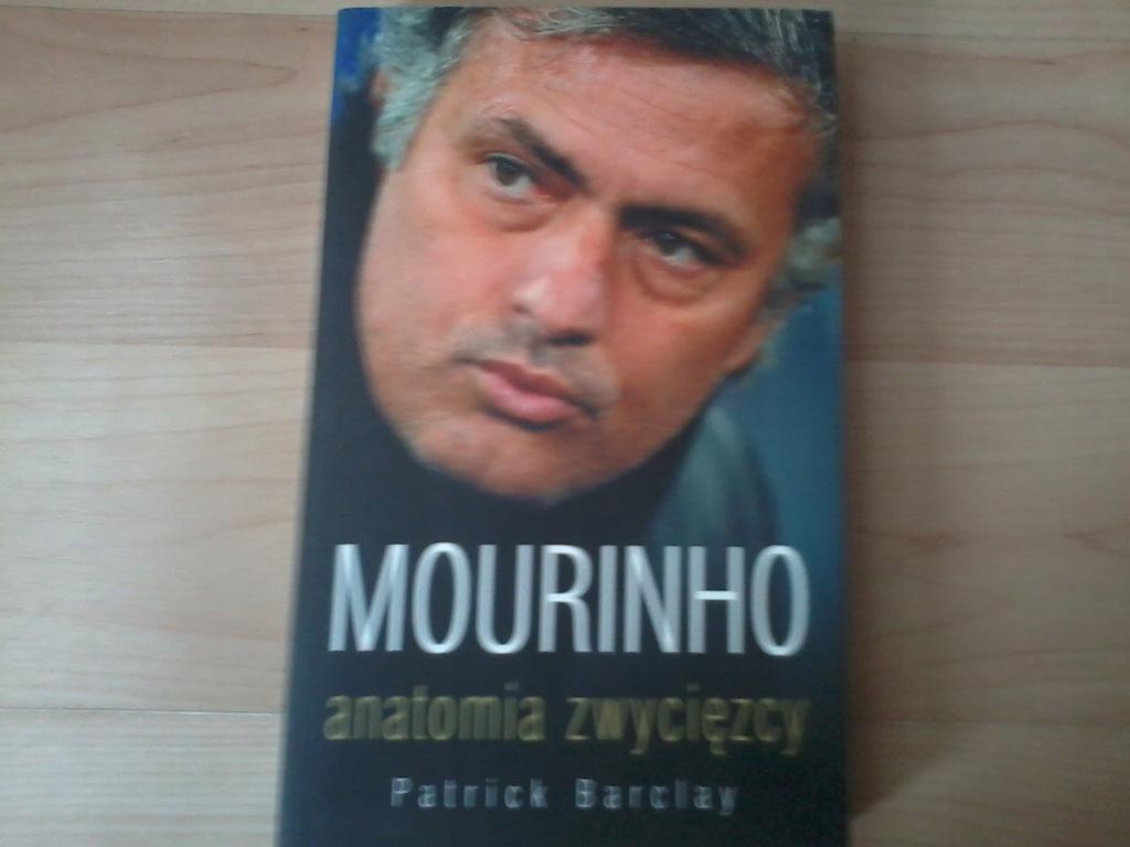 Mourinho. Anatomia Zwycięzcy