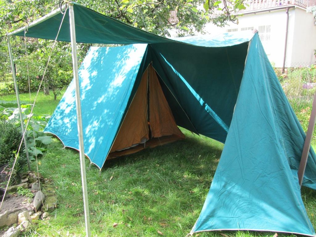 """Namiot 3 osobowy """"Orzeł"""" Polnam"""