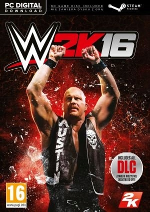 WWE 2K16 PC NOWA FOLIA