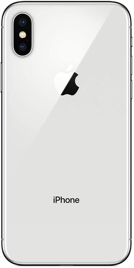 IPHONE X 64GB SILVER SREBRNY ZESTAW PREMIUM