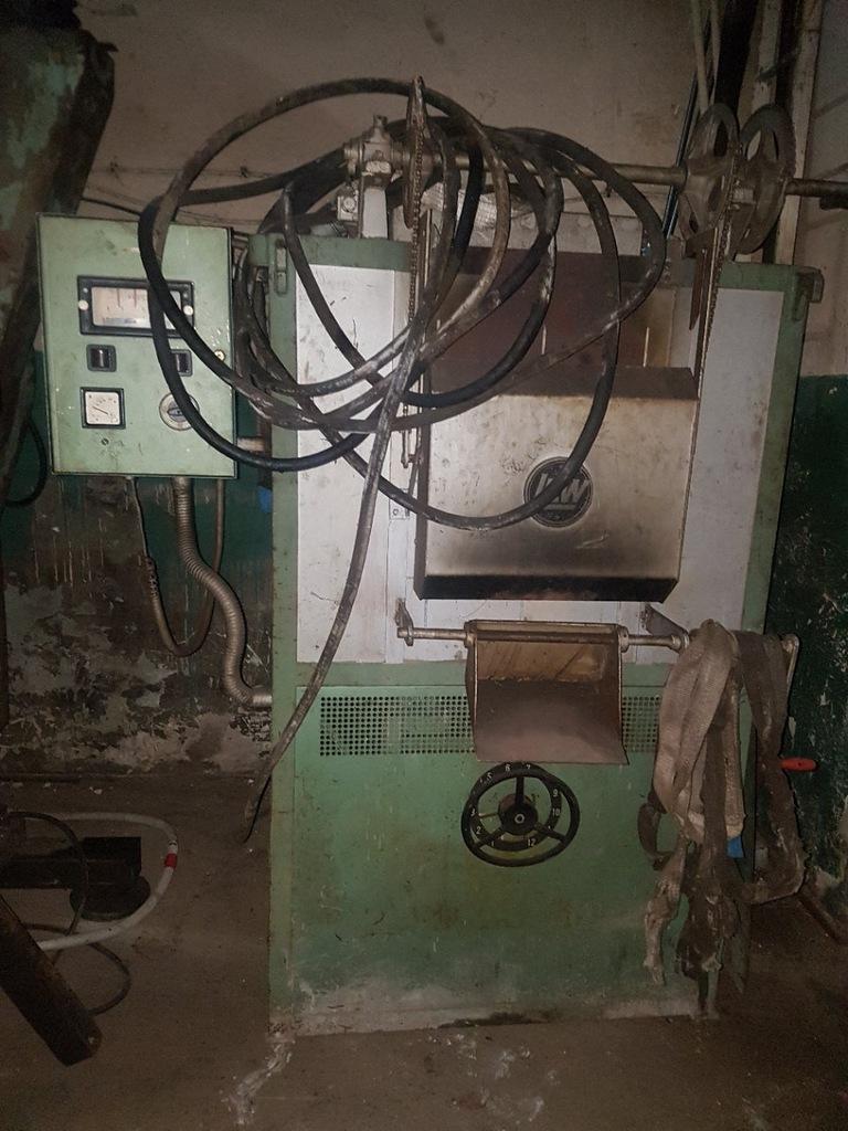 Piec hartowniczy silitowy 25 kW