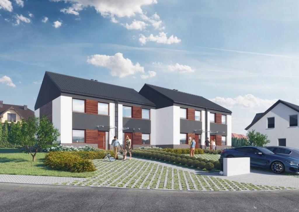 Dom, Os. Pyrzyckie, Stargard, 90 m²