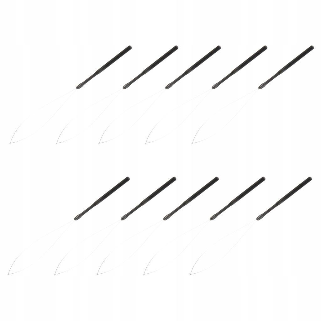 10 szt.Pętla do przedłużania włosów Nawlekacz igły