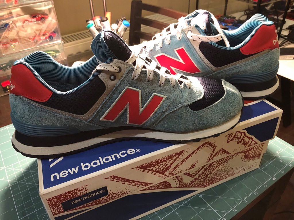 New Balance ML 574 SOG 45,5 Classics Traditionnels