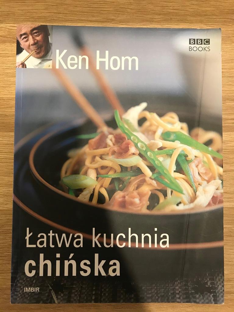 Ken Hom Latwa Kuchnia Chinska Bbc Books 8895128015 Oficjalne Archiwum Allegro