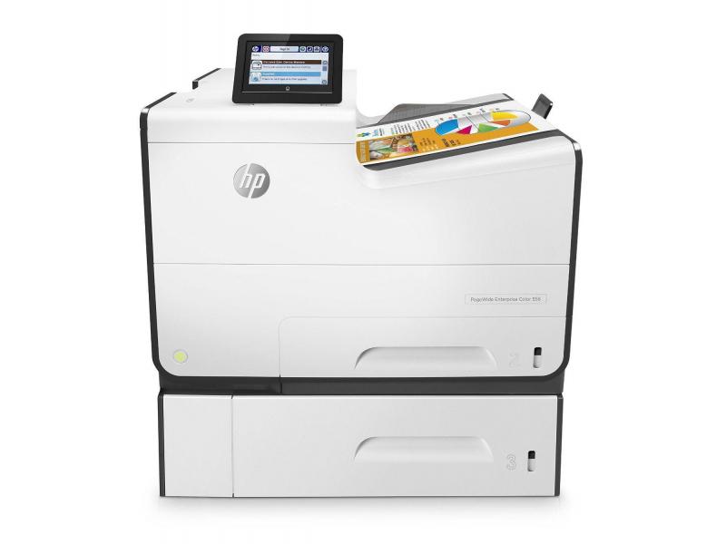 Drukarka Atramentowa HP PageWide Enterprise 556xh