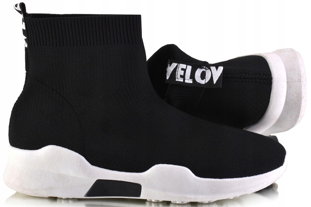Adidas ze skarpetą w Buty damskie Allegro.pl