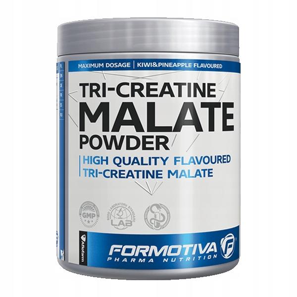 Formotiva-TRI-CREATINE MALATE POWDER 400g KREATYNA