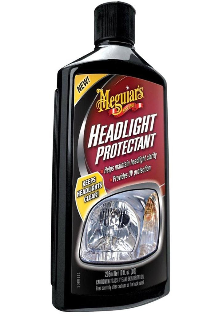 MEGUIARS HEADLIGHT PROTECTANT DO OCHRONY LAMP