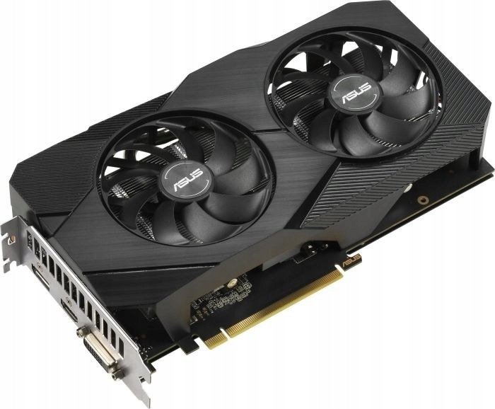 Karta graficzna GeForce GTX 1660 OC DUAL EVO