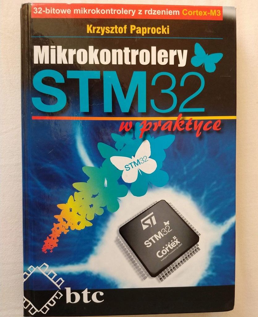 """""""Mikrokontrolery STM32 w praktyce"""""""