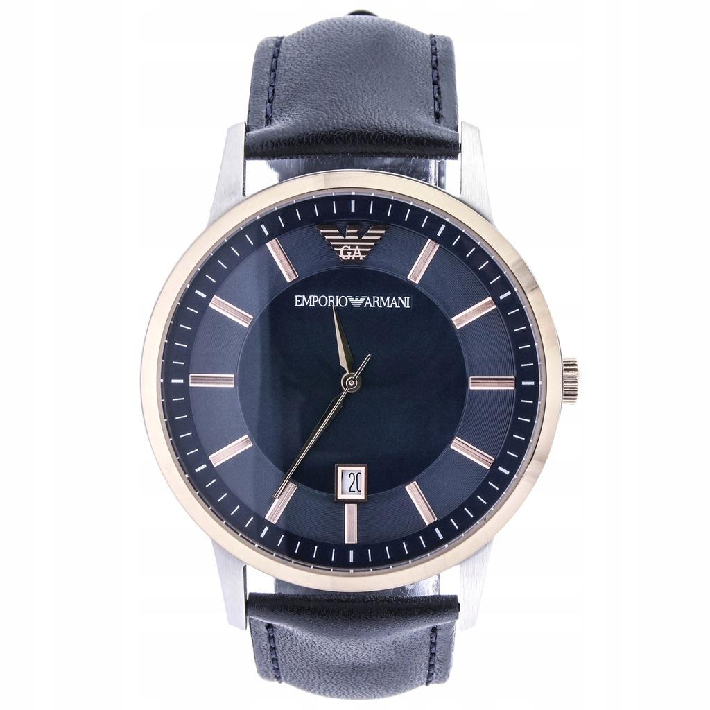 Zegarek męski EMPORIO ARMANI AR2506 datownik