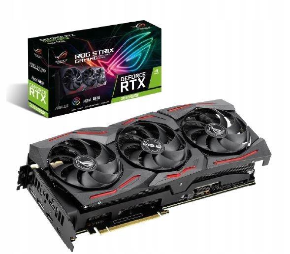 Karta graficzna GeForce STRIX RTX 2080S A8G