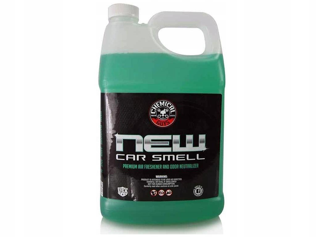 Chemical Guys New Car Scent Zapach Nowego Auta