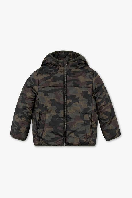 C&A Dwustronna kurtka pikowana MORO 116