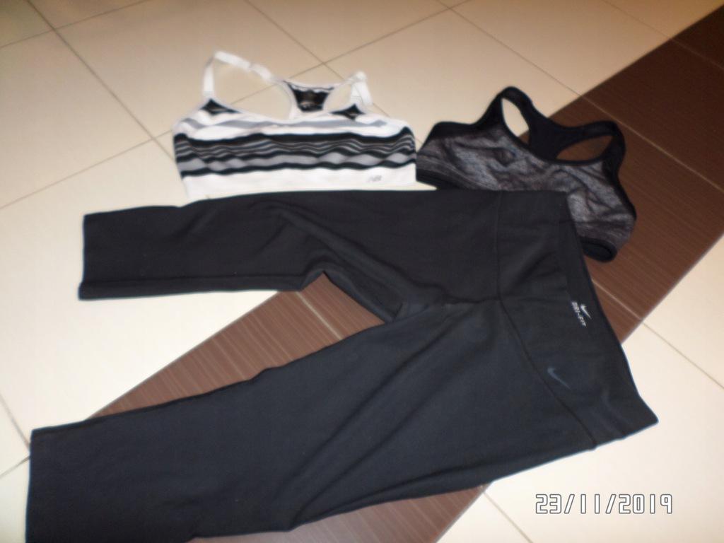 spodnie dresowe NIKE+ gratisy