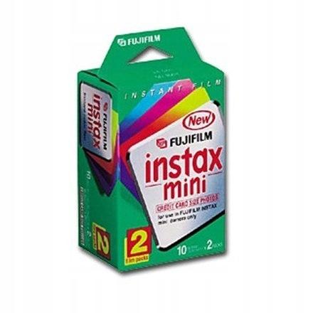 Fujifilm Instax Mini Glossy (10x2) Instant Film