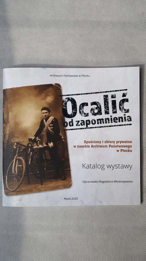 ALBUM PRZEDWOJENNEGO SPORTU PŁOCKA-FOLDER WYSTAWY