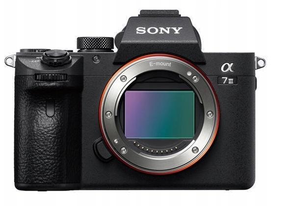Sony A7 III body ILCE7 M3 A7III NOWY GWAR
