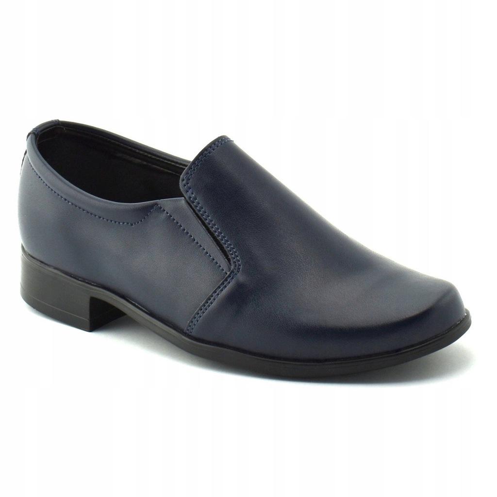 Buty komunijne dla chłopca Miko 016 r.38