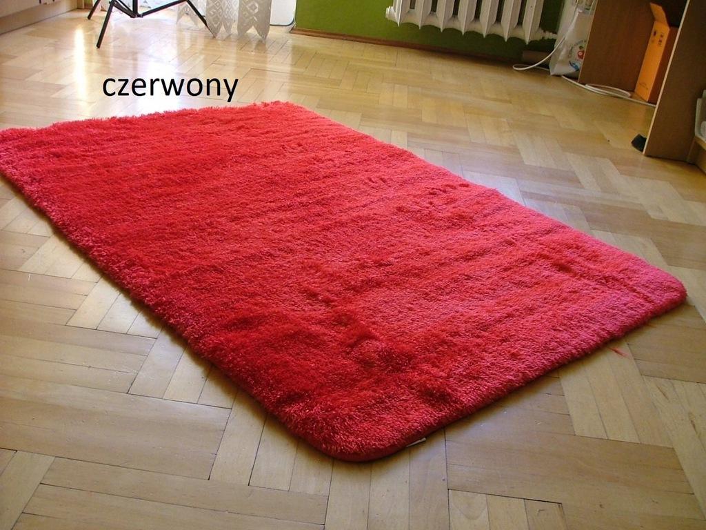 Dywan Pluszowy 160x220 7614863865 oficjalne archiwum Allegro