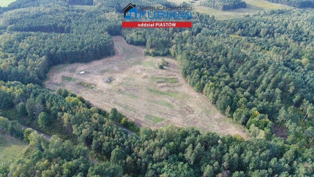 Działka, Łagówek, Łagów (gm.), 44700 m²