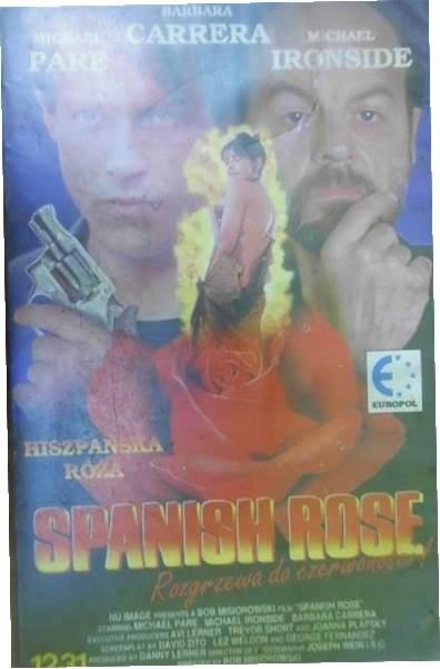 Hiszpańska róża Spanish - Pare Carrera Ironside