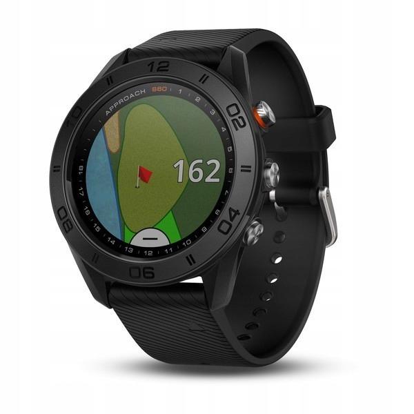 Garmin Golf Approach S60 Urządzenie GPS- czarny B