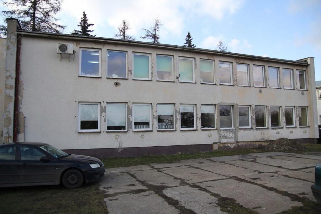 Komercyjne, Rypin, Rypiński (pow.), 400 m²
