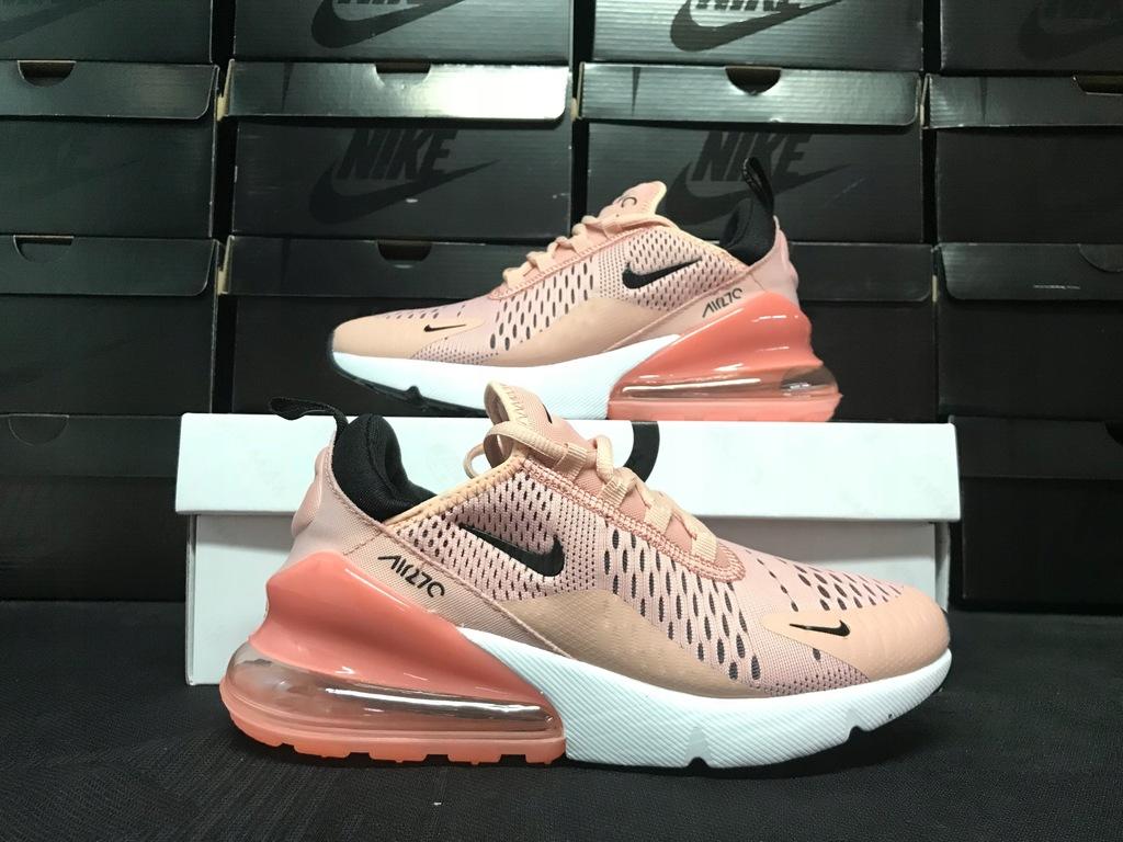 Buty Nike Air Max AH6789 600 pudrowy róż r 37,5 8280290288