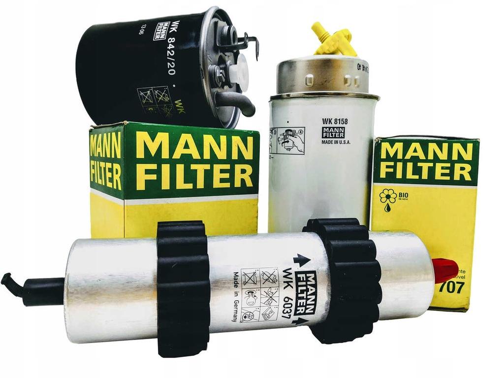 Mann Filter Fuel Filter WK8158