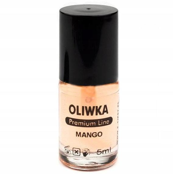 Oliwka do skórek paznokci Cuticle Oil 5ml Mango