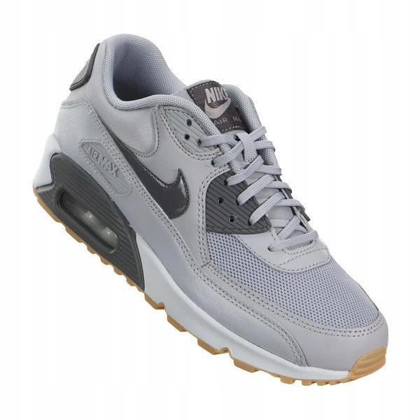 Nike Wmns Air Max 90 Essential 616730 108 | Biały, Szary