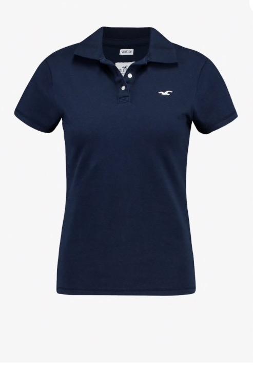 Tanio! Hollister - koszulka polo M