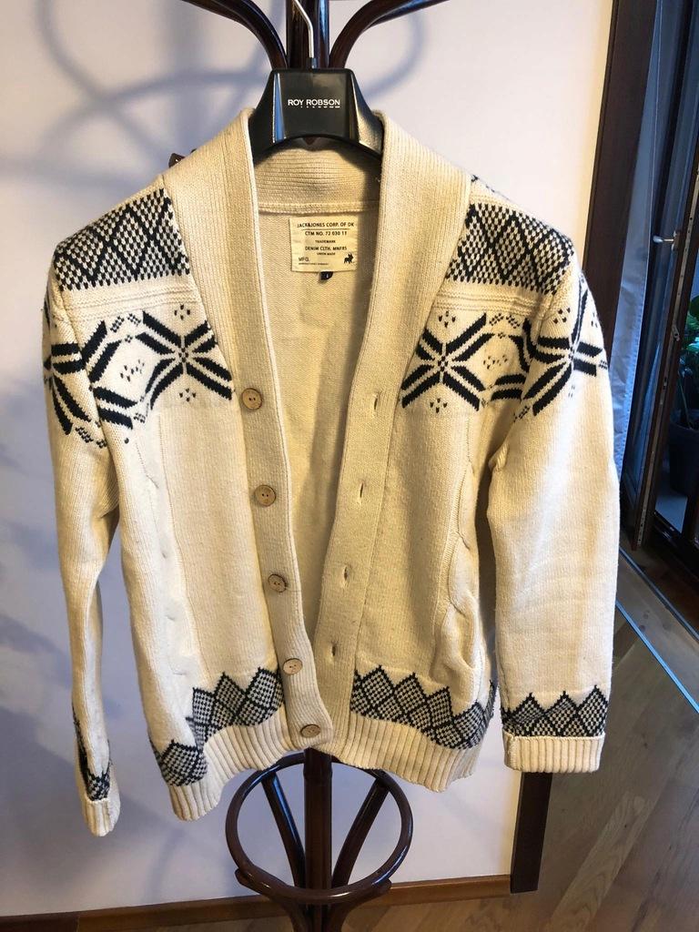 sweter świąteczny Jack & Jones