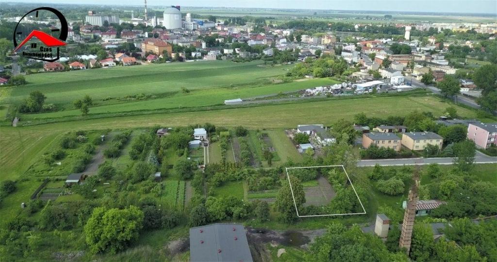 Działka, Kruszwica, Kruszwica (gm.), 672 m²